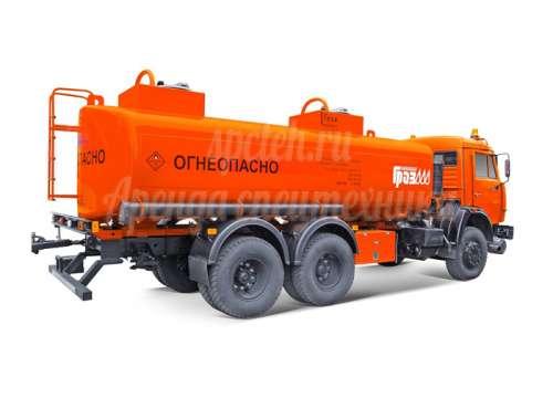 Доставка газа газовоз объем до 50 м3